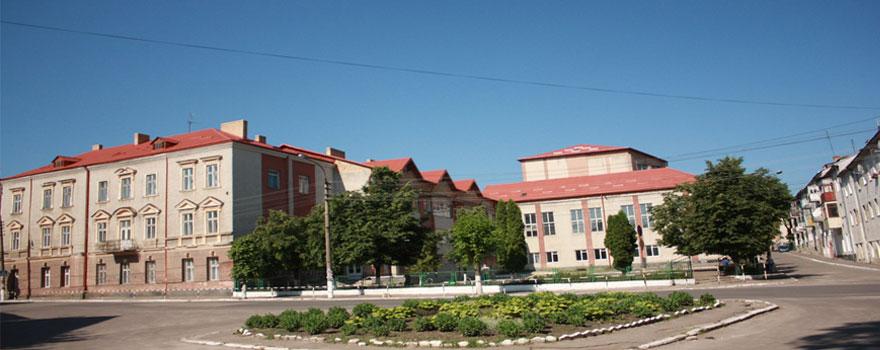 Золочівська загальноосвітня школа І-ІІІ ступенів №2 імені Маркіяна Шашкевича