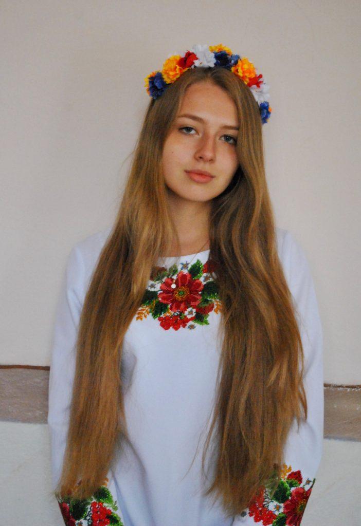 Деленговська Анастасія - міністр інформації.