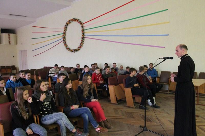 Духовно-профілактичні місії тверезості серед молоді на Золочівщині