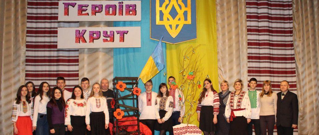 Крути – столітня рана України